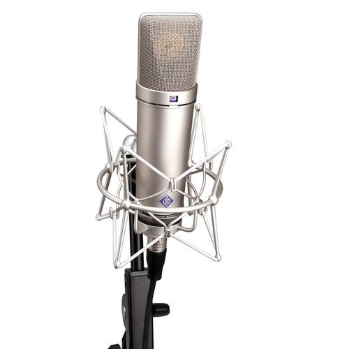 德国进口 U87 Ai 电容式录音麦克风