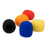 K6 麦克风防风棉(适用于网头高度70mm的麦克风)