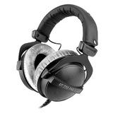 拜亚动力(Beyerdynamic) DT770 PRO 专业监听头戴式耳机 (80Ω)