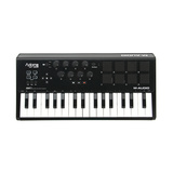 美奥多(M-AUDIO) M-AUDIO Axiom air Mini32 迷你型32键MIDI键盘 支持ipad 带控制器