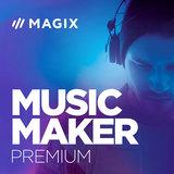 Music Maker 2019 Premium 录音软件