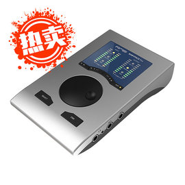 Babyface Pro 电脑录音网络K歌USB声卡 娃娃脸声卡专业录音主播直播