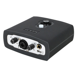MicU VST电脑K歌外置USB声卡