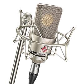 德国进口 TLM103 电容式录音麦克风(银灰色)