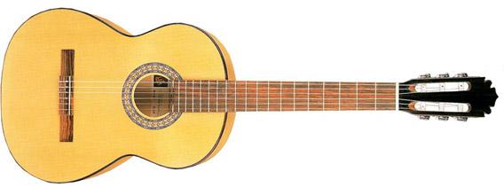 西班牙国宝 古典吉他Rodriguez 附多视频