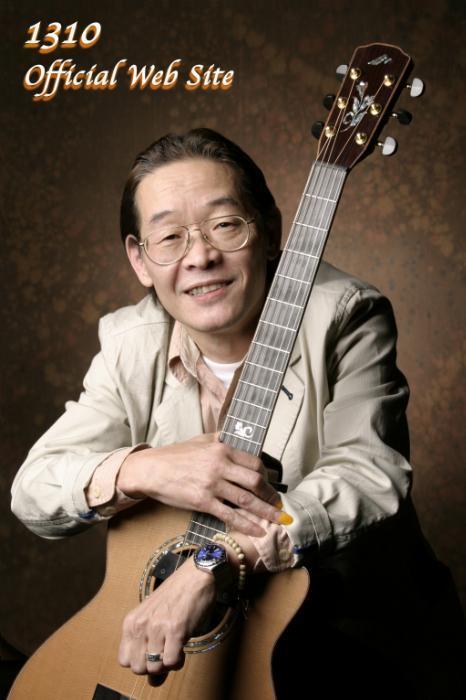 日本原声吉他演奏家——中川砂人
