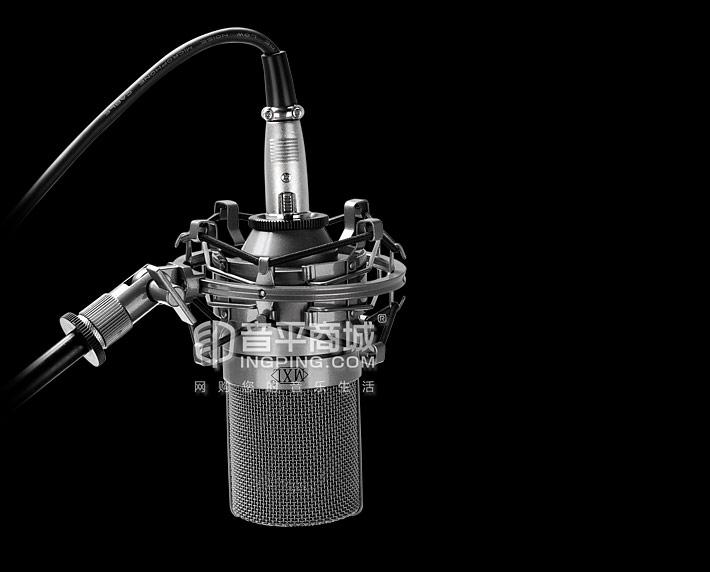 麦克思乐(mxl) ce90s 大振膜电容麦克风