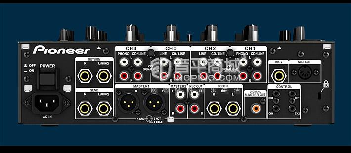 djm-850调音台】先锋