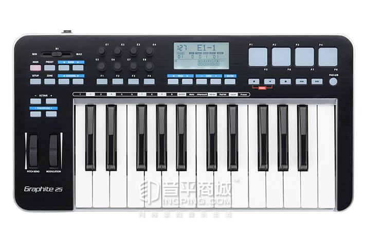 midi键盘 含打击垫
