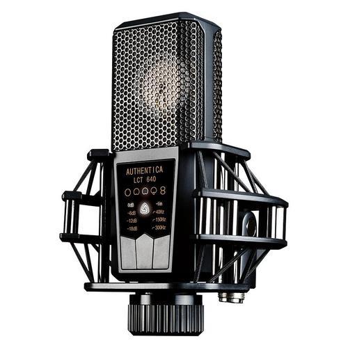莱维特(LEWITT) LCT 640 专业大振膜电容录音麦克风主播直播网络K歌话筒