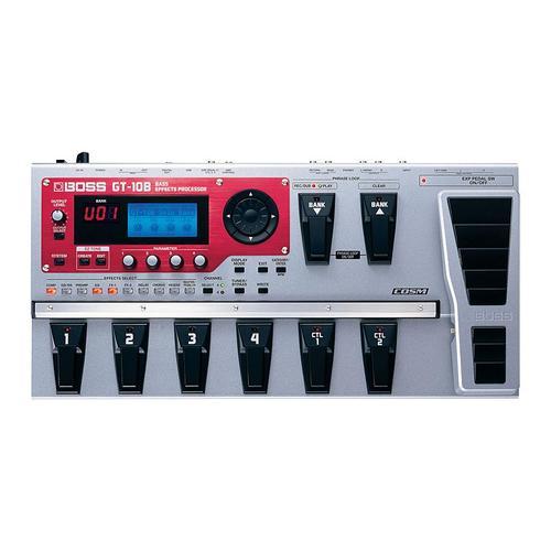 波士(BOSS) GT-10B 贝司综合效果器