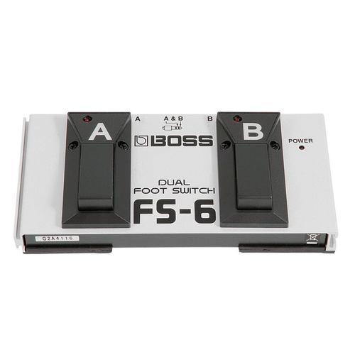 FS-6 双通道踏板开关