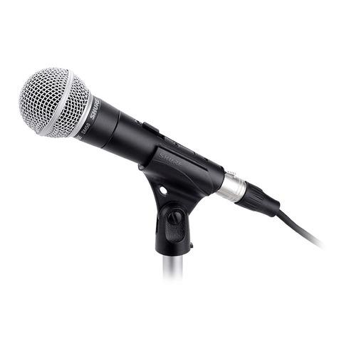 SM58s 动圈式出色人声话筒(标配不含线材)
