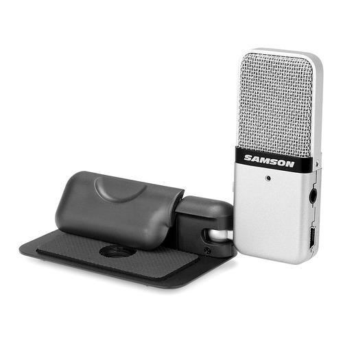 GO MIC 电容式USB手机K歌/录音麦克风