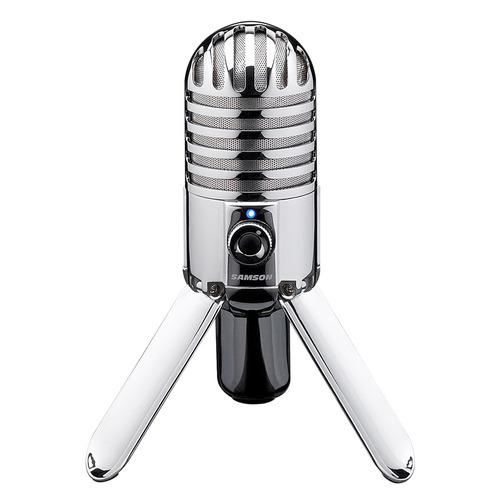 Meteor mic 电容式USB手机K歌/录音麦克风