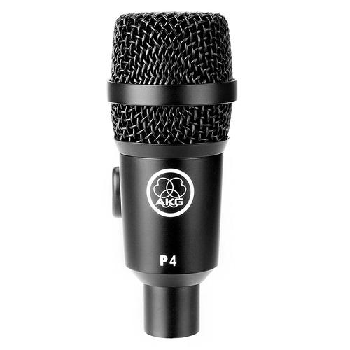 爱科技(AKG) P4 动圈式乐器麦克风
