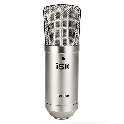 ISK BM-800 电容式录音麦克风