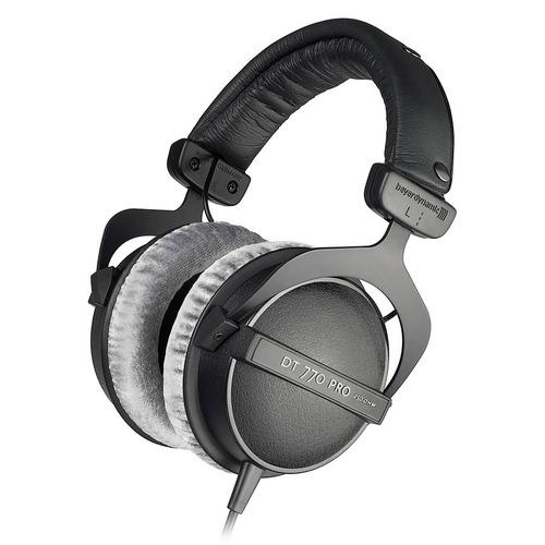 拜亚动力(Beyerdynamic) DT770 PRO 专业监听头戴式耳机 (250Ω)