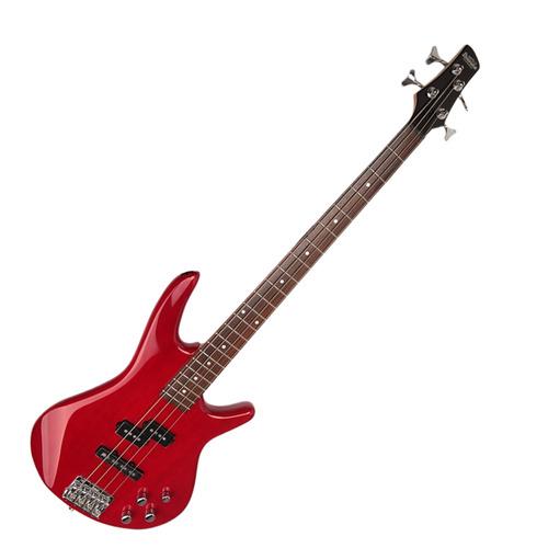依班娜(Ibanez) 电贝司品牌 GSR200 超薄舞台演奏电贝司  (红色)