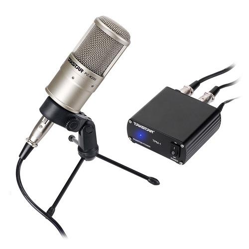 PC-K200 电容式录音麦克风 (套装电源版)