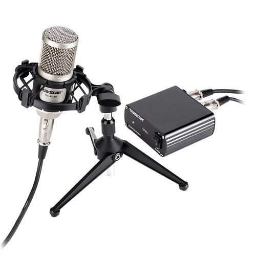 PC-K300 电容式录音麦克风套装