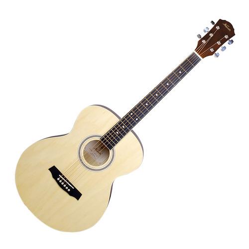 LO-14 40寸民谣吉他(原木色)