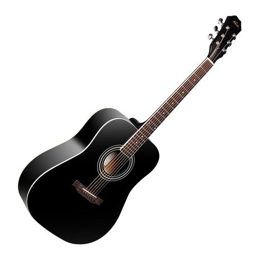 LD-68 初学者入门民谣吉他 (黑色)