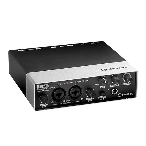 UR22 专业录音USB外置声卡