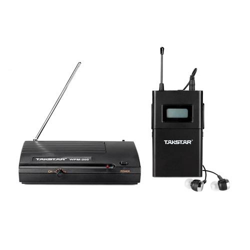 得胜(TAKSTAR) WPM-200  无线入耳式舞台返听耳机