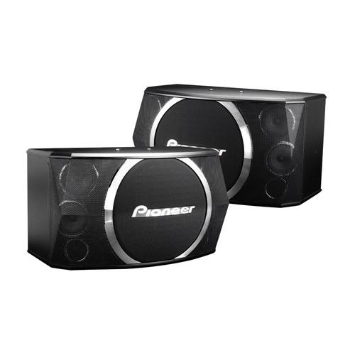 先锋(Pioneer) CS-X100 旗舰级10寸专业卡拉OK音箱(一对装)