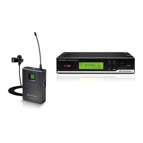 森海塞尔(Sennheiser) XSW 12 KTV/演出领夹式无线电容麦克风