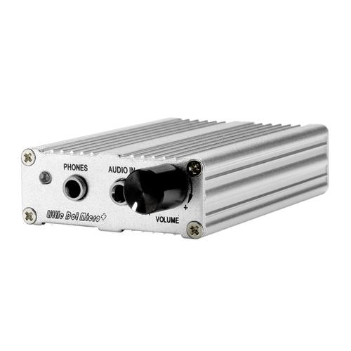 Micro+ 较具性价比便携式耳放 随身耳放 (银色)