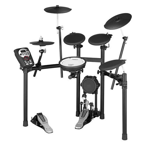 TD-11K 电子鼓 可接耳机 紧凑型娱乐 练习V-Drums 儿童成人均可用