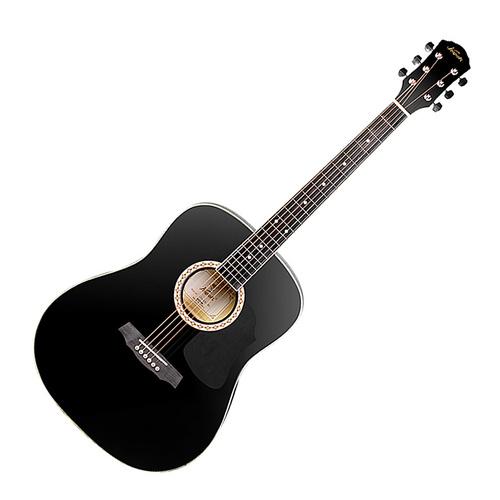 LD-18 41寸初学者入门民谣吉他 (黑色)