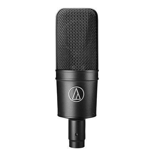 铁三角(Audio-technica) 日本进口 AT4033A 出色款 电容式录音麦克风