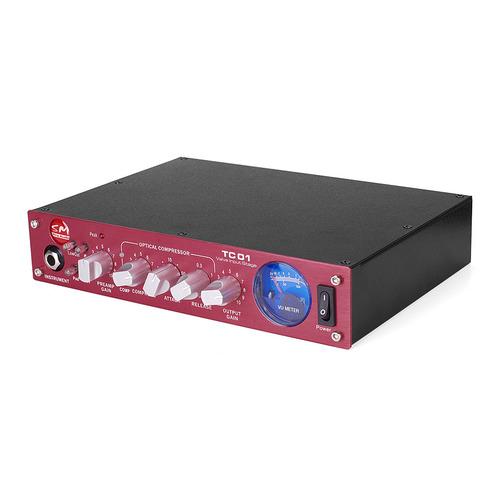 SM Pro Audio 德国品牌 TC01单通道电子管话筒前置放大器