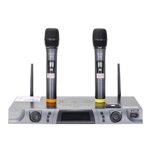 U-1680 KTV/演出手持式无线动圈麦克风