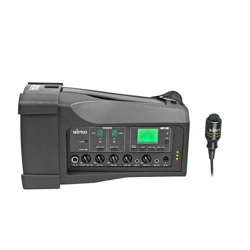 MA-100DU 50W 户外PA便携式无线音箱
