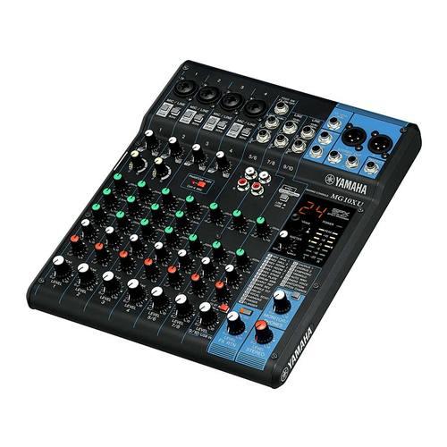雅马哈(YAMAHA) MG10XU 10路带效果器模拟调音台