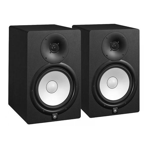 印尼进口 HS7  新白盆6.5寸监听音箱 黑色(对)
