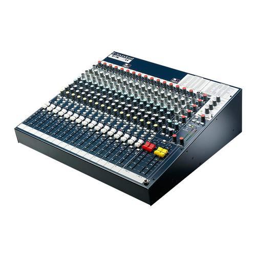 声艺(Soundcraft) FX16Ⅱ(RW5757)16路/2立体声 专业调音台