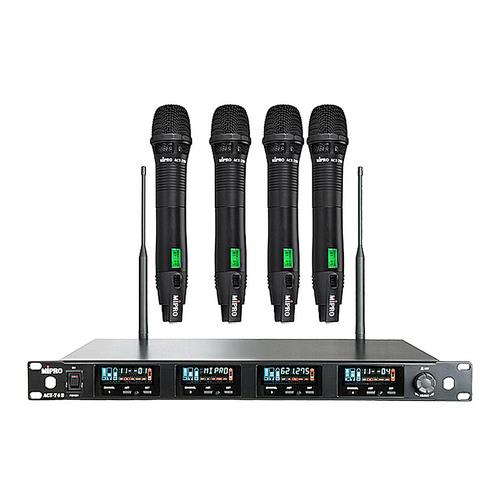 ACT-748/ACT70H KTV/演出手持式无线动圈/电容麦克风