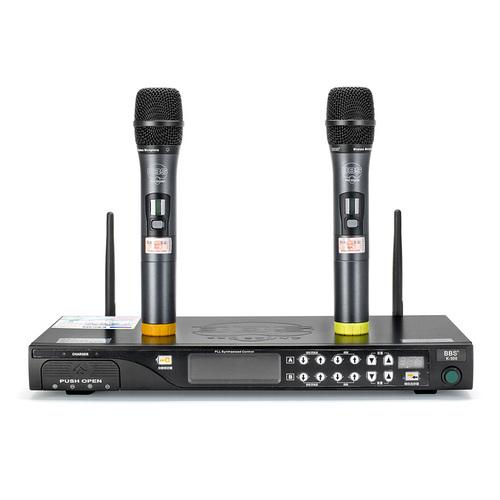 BBS  K-300 KTV/演出手持式无线动圈麦克风