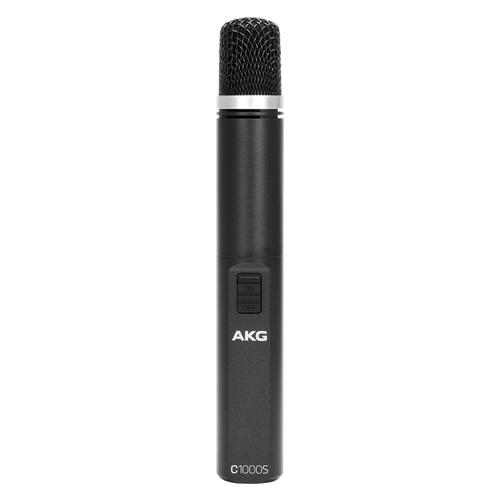 爱科技(AKG) C1000S 电容式乐器拾音麦克风