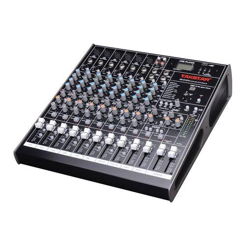 得胜(TAKSTAR) XR-612FX 内置效果USB调音台