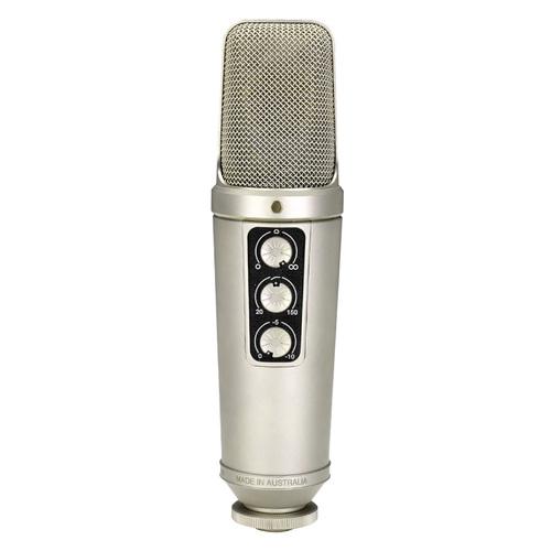 NT2000 电容式人声录音麦克风