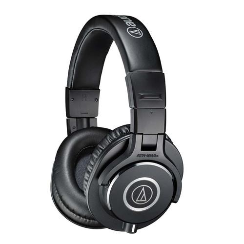 ATH-M40x头戴式 专业录音棚耳机