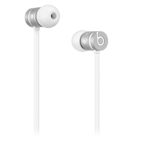urBeats 2.0 带线控hifi入耳式耳机 降噪面条耳麦 (银色)