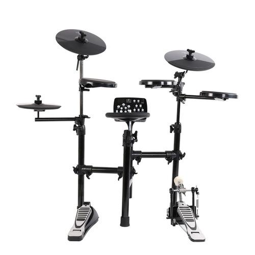 红魔(HXM) HD-006 E 可折叠5鼓3镲电子鼓 初学入门电架子鼓