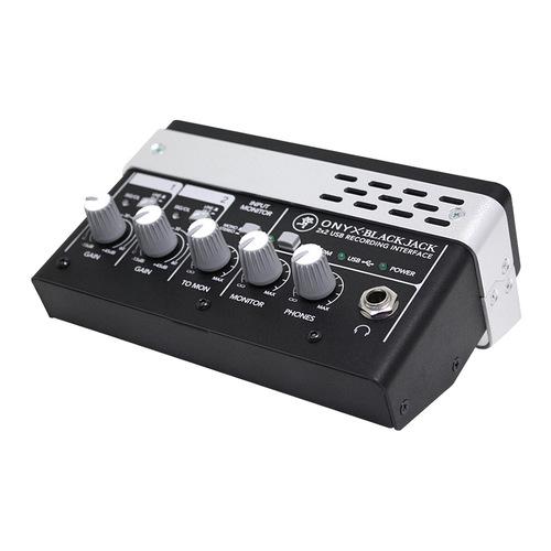 美奇(MACKIE) ONYX BLACKJACK 专业录音外置USB声卡